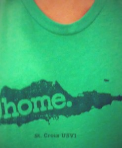 mens home green
