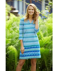 hatley-blue-diamond-peplum-slv-dress